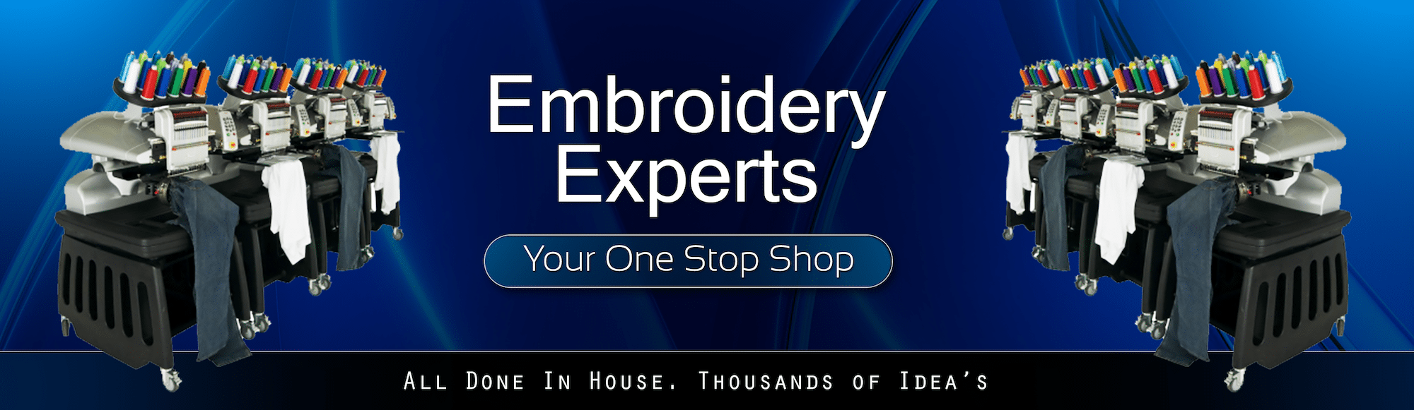 Embroidery Express Imprintables